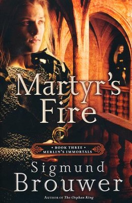 Martyr's Fire Review @ DiannaAuton.com