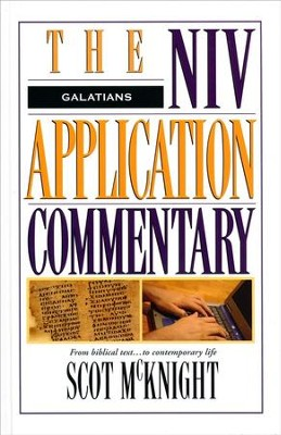 Image result for NIVAC galatians