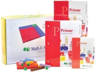 Homeschool Kindergarten Curriculum - Math U See