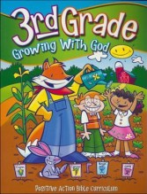 Growing with God Student Manual (3rd Grade) -