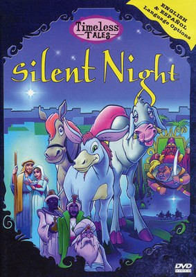 Christian Animated Silent Night movie