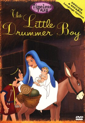 Animated Little Drummer boy video