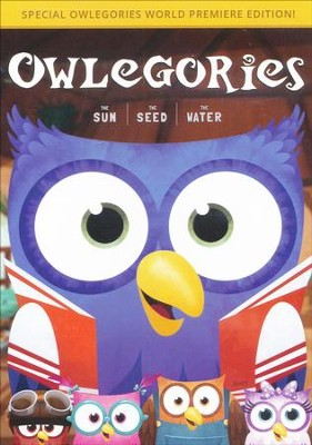 Owlegories Vol. 1: The Sun, The Seed, The Water DVD   -     By: Owlegories