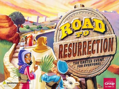 Easwter Road to Resurrection Church Event Kit