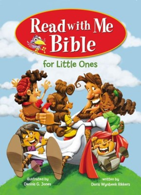 Read with Me Bible for Little Ones Boardbook  -     By: Doris Wynbeek Rikkers