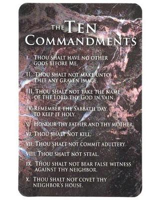 10 commandments # 55