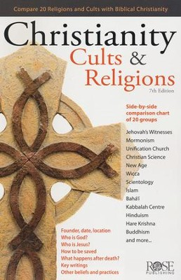Christianity, Cults, and Religions