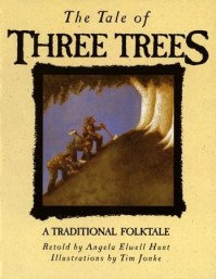 Image result for the three trees book cover