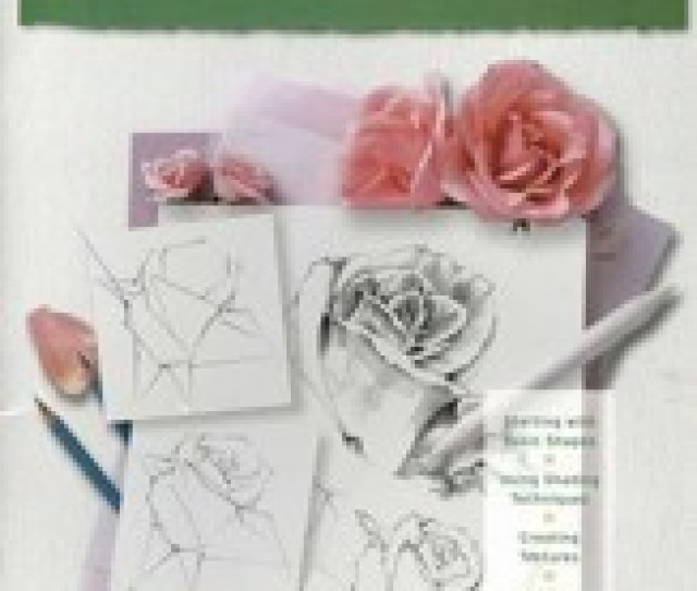 Drawing Flowers With William F Powell