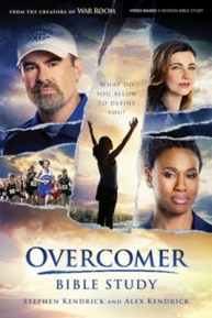 Overcomer Bible Study Workbook  -     By: Stephen Kendrick, Alex Kendrick