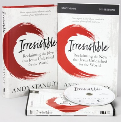 Irresistible Curriculum Kit  -     By: Andy Stanley