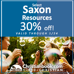 Homeschool Saxon Curriculum Sale