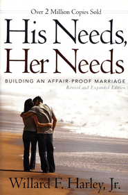 His Needs, Her Needs--Revised and Expanded   -     By: Willard F. Harley Jr.<br /><br /><br /><br />