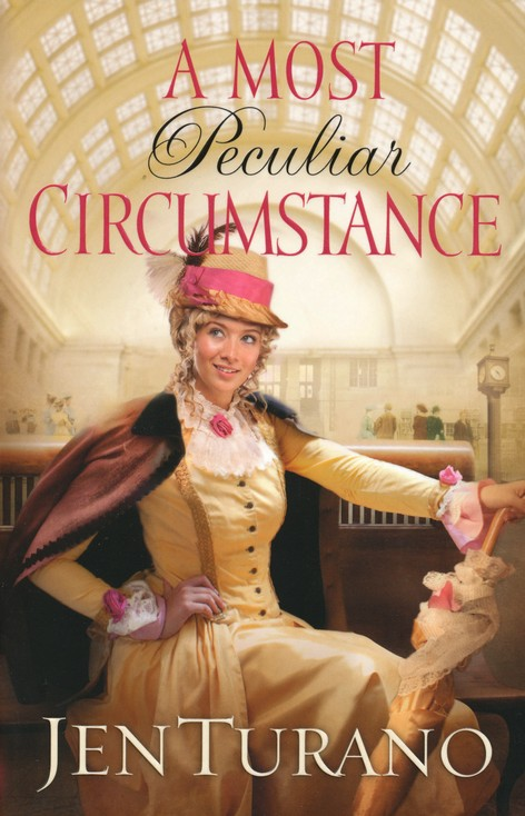 A Most Peculiar Circumstance, Ladies of Distinction Series #1