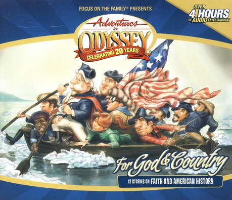 For God & Country: Adventures in Odyssey CD