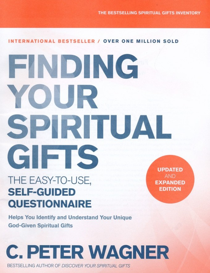 Printable Spiritual Gifts Test Panglimaword Co