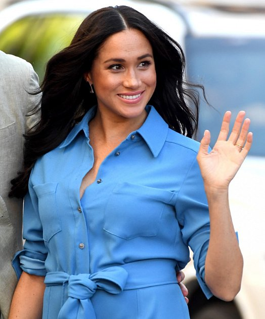The Duke of Cornwall, but he didn't stay there.  A shocking friendship with a man who sexually harassed little boys during his career surfaced.  When the headlines don't make up Meghan Markle, it's Kate Middleton and Prince William and their divorce falls.