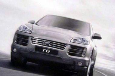 """Naujas kinų trofėjus - """"Porsche Cayenne"""""""