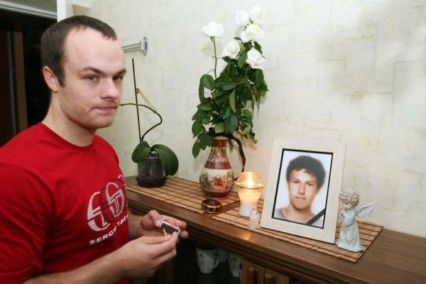 Per balkoną iškritusio studento žudikai liko nežinomi? (papildyta)