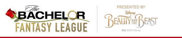 The Bachelor Fantasy League