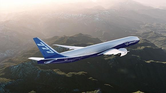 The Boeing 777-300ER