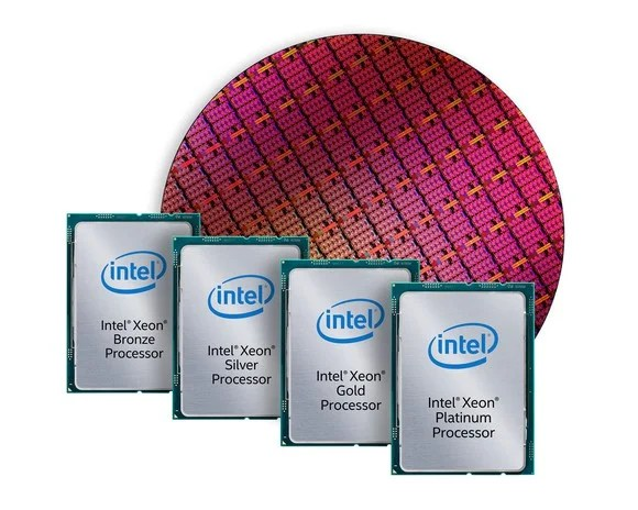 Intel's newest Xeon Scalable processors.