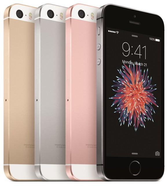 Apple's iPhone SE lineup.