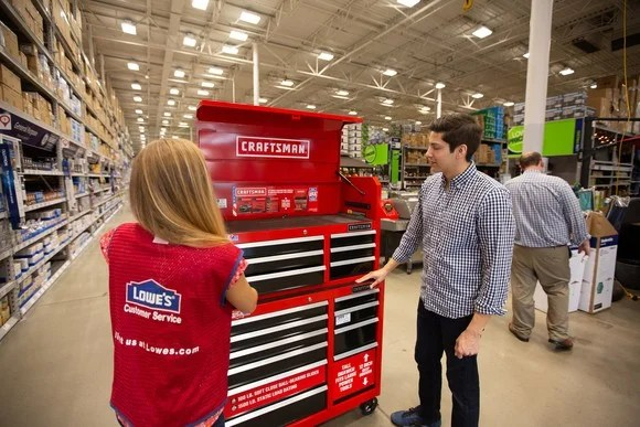 Craftsman Tools at Lowe's: Bad News for Sears Holdings ...