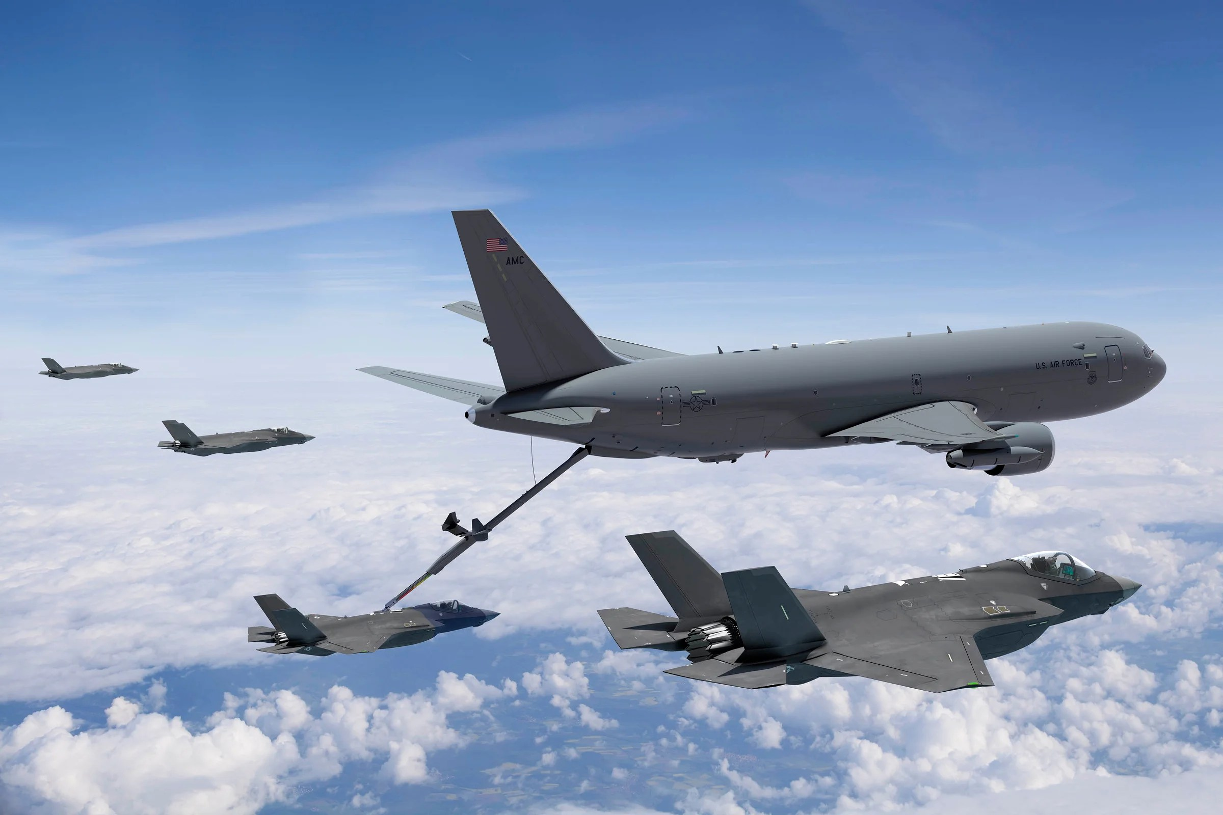Boeing S Troubled Air Force Tanker Is Grounded Again