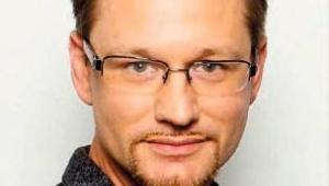 """Max Borders - futurolog, przedsiębiorca i szef Social Evolution, think tanku, którego misją jest """"danie ludziom wolności i rozwiązywanie problemów społecznych poprzez innowacje"""" fot. Materiały prasowe"""