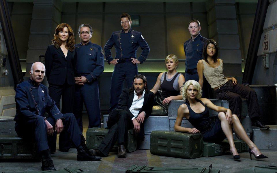Resultado de imagem para Battlestar Galactica