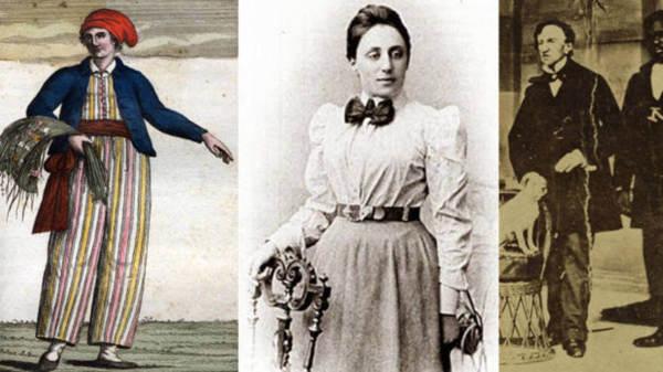 八位歷史上著名的女性旅行者