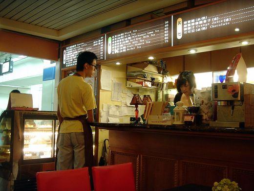 善導寺捷運站六號出口的EASY咖啡 - 吳仁麟的半頹廢草堂 - udn部落格