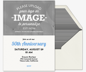 Wedding Anniversary Photo Card Maker Online Free 3