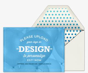 Design Your Own Invitation