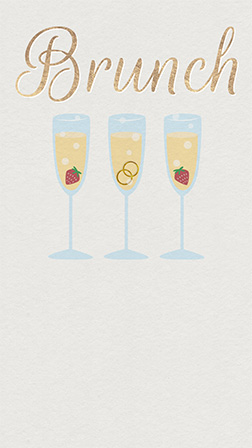 free brunch lunch party invitations