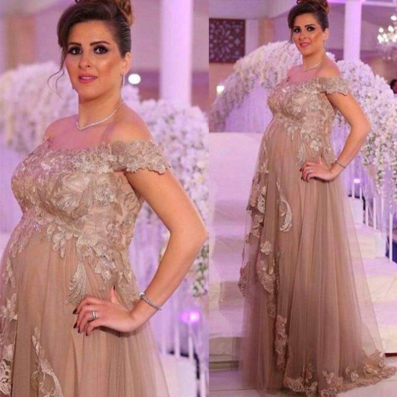 Lace Maternity Dresses Baby Shower