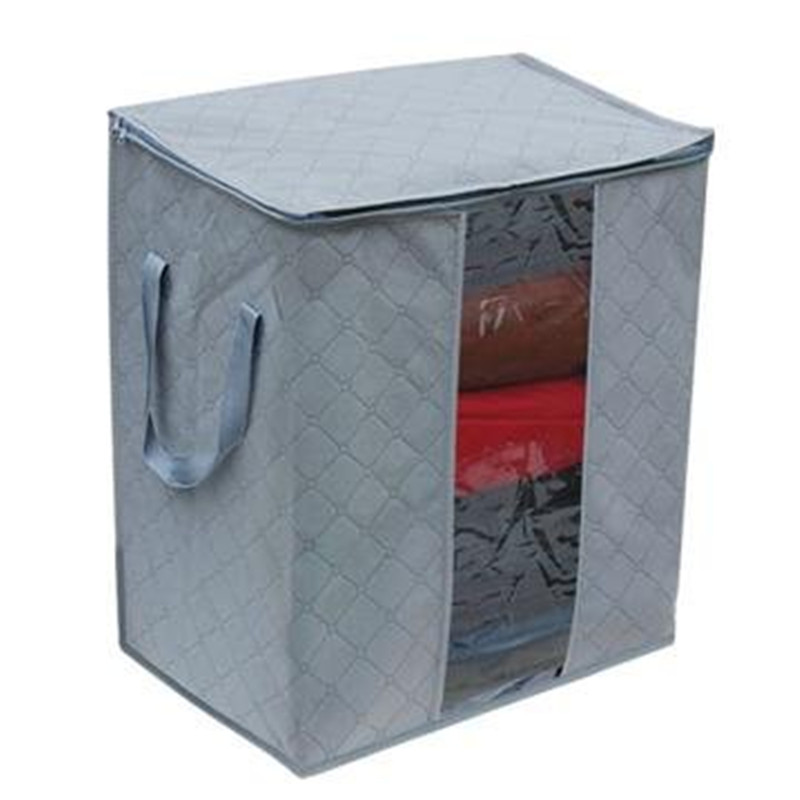 Hotsale Bamboo Charcoal Clothes Storage Bag 65 L Sweater