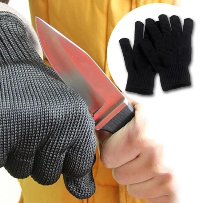 Перчатки, устойчивые к порезам