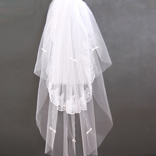 aliexpress bridal veil short veil design wedding accessories hair accessory veil