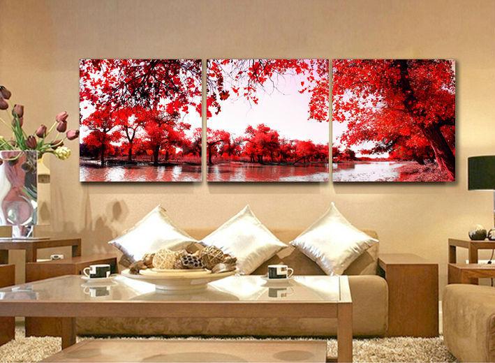 Popular Living Room Wall Art-Buy Cheap Living Room Wall