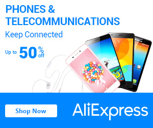 Mobile Phones on AliExpress