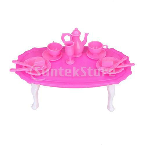 Image Result For Barbie Glam Dining Room Furniture And Doll Set
