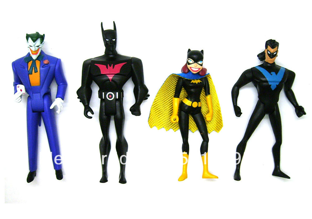 Batman Beyond Toy Justice League