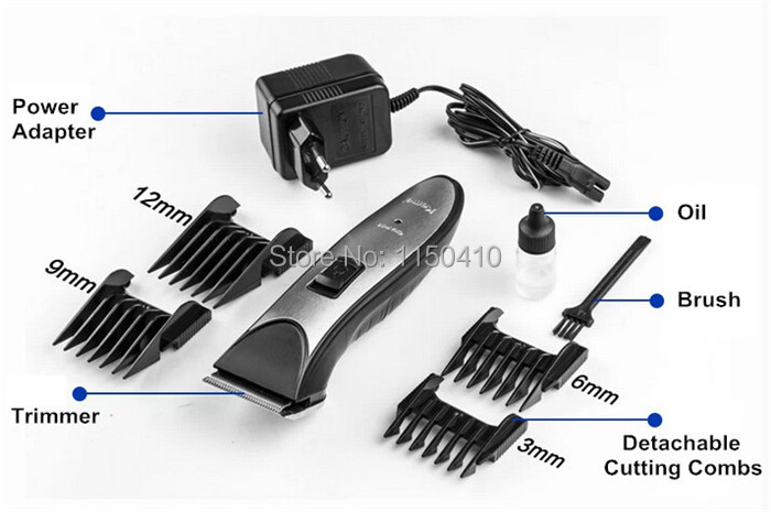 Electric Clippers Parts Cliparts