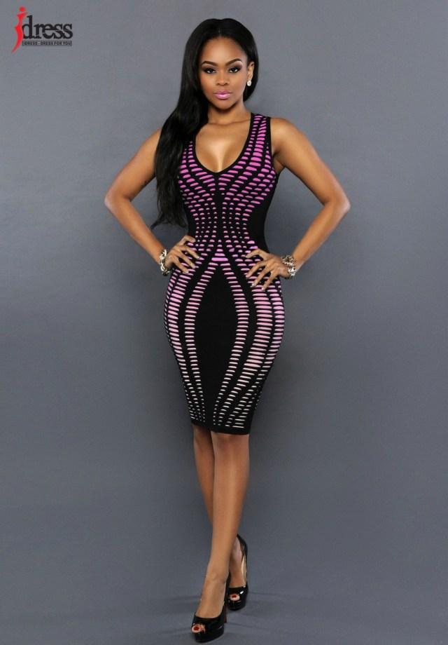 Plus Size 2016 Summer Dress (3)
