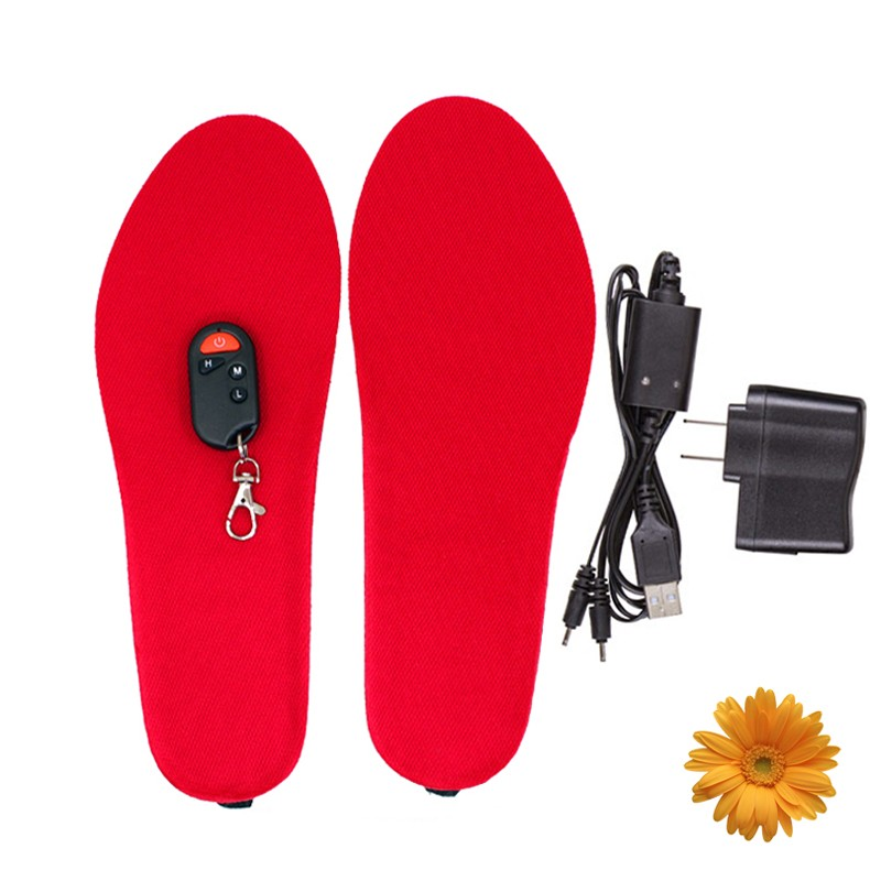 Winter Sports Ski Snow Boots Needed Electric Foot Warmer Wireless Thermal Insoles Heated for Ski Snow Boots Shoes 3.7V 1800mAh Womens S Mens L NEW HEATED NSOLES KIT  Winter Sports activities Ski Snow Boots Wanted Electrical Foot Hotter Wi-fi Thermal Insoles Heated for Sneakers three.7V 1800mAh NEW (BLACK/RED) HTB1MFhYKVXXXXXoXFXXq6xXFXXX3