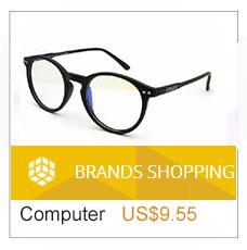 Gaya baru Vintage Kacamata Bingkai Kacamata Retro Putaran Kacamata Wanita  Pria Unisex Resep Kacamata Bingkai cc3844418d
