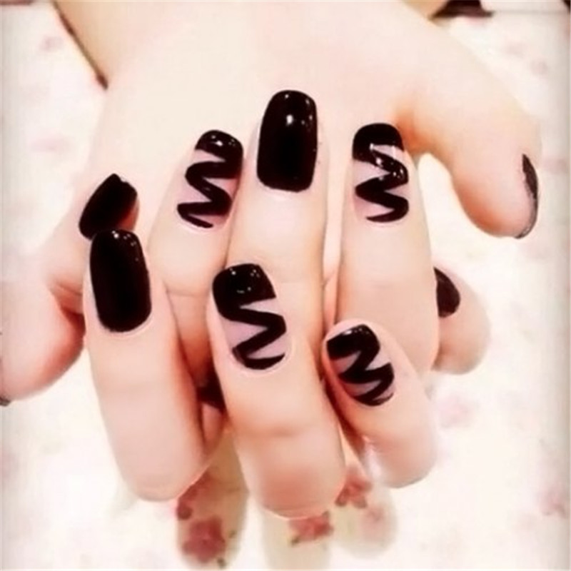 What Are Solid Color Acrylic Nails Called 106
