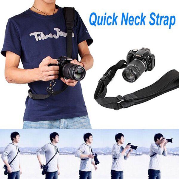 ④Black Quick Rapid ( ^ ^)っ Shoulder Shoulder Sling Belt ...